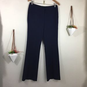 NWT Chico's navy blue So Slimming trousers